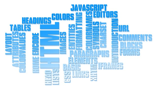 Accessibility Word Cloud highlights Web Accessibility Issue Topics