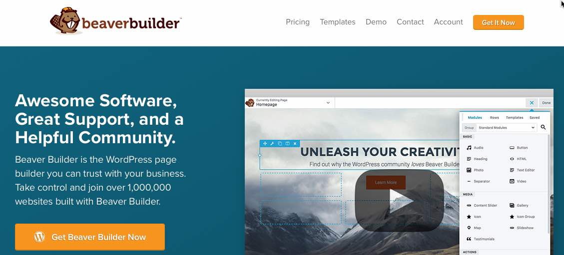 Focus On Beaver Builder Accessibility – Is the End Product Accessible?