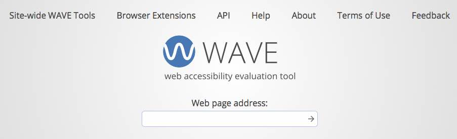 WAVE 3.1 Release for Web Accessibility P